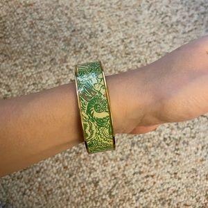 Kappa Delta Lilly Pulitzer Bangle Bracelet